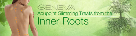 geneva banner 1 460 $68 Acupoint Slimming Treatment worth $148